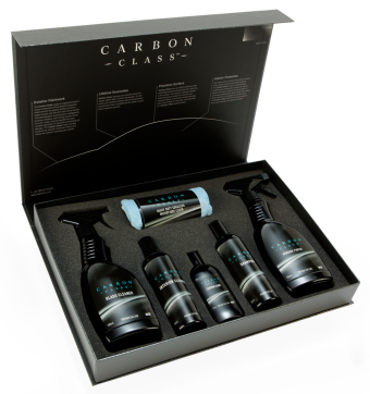carbon class aftercare contents