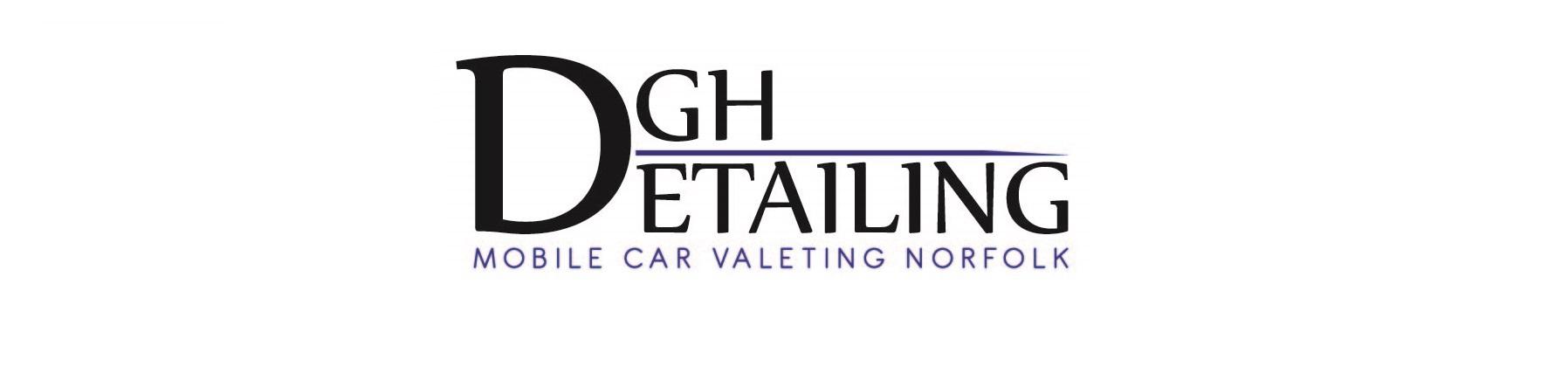 DGH Detailing mobile car valeting